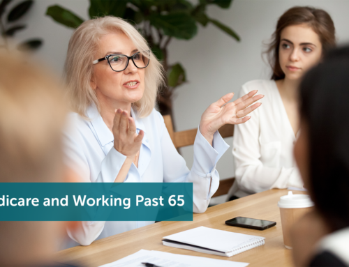 Medicare and Working Past 65